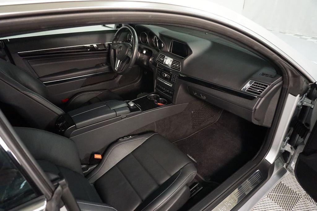 2014 Mercedes-Benz E-Class 2dr Coupe E350 4MATIC - 16233477 - 13