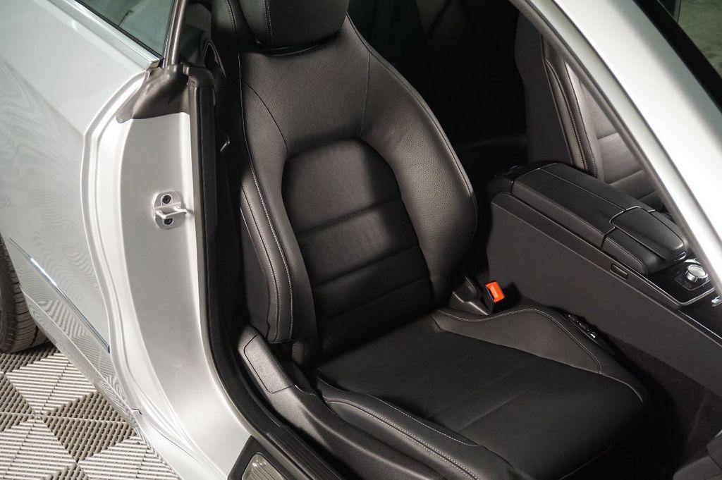 2014 Mercedes-Benz E-Class 2dr Coupe E350 4MATIC - 16233477 - 24
