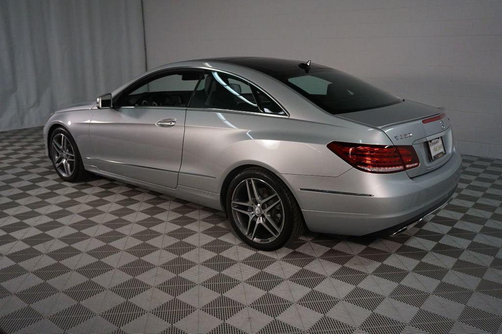 2014 Mercedes-Benz E-Class 2dr Coupe E350 4MATIC - 16233477 - 7
