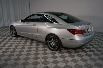 2014 Mercedes-Benz E-Class 2dr Coupe E350 4MATIC - Click to see full-size photo viewer