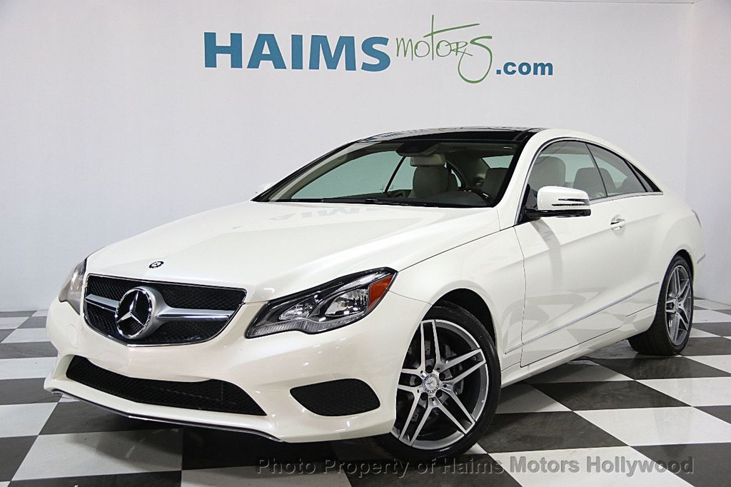 2014 used mercedes benz e class 2dr coupe e350 rwd at for Mercedes benz e class used