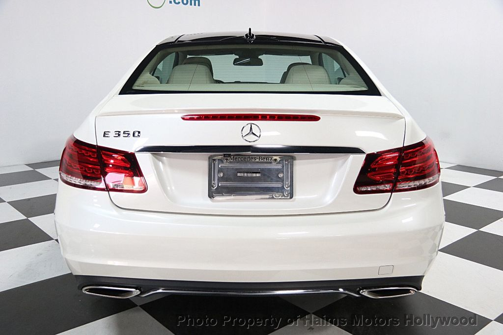 2014 used mercedes benz e class 2dr coupe e350 rwd at haims motors serving fort lauderdale. Black Bedroom Furniture Sets. Home Design Ideas