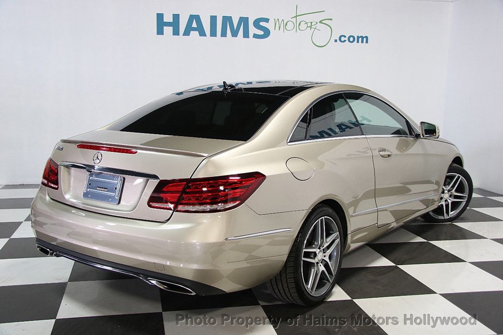 2014 used mercedes benz e class 2dr coupe e 350 rwd at haims motors serving fort lauderdale. Black Bedroom Furniture Sets. Home Design Ideas