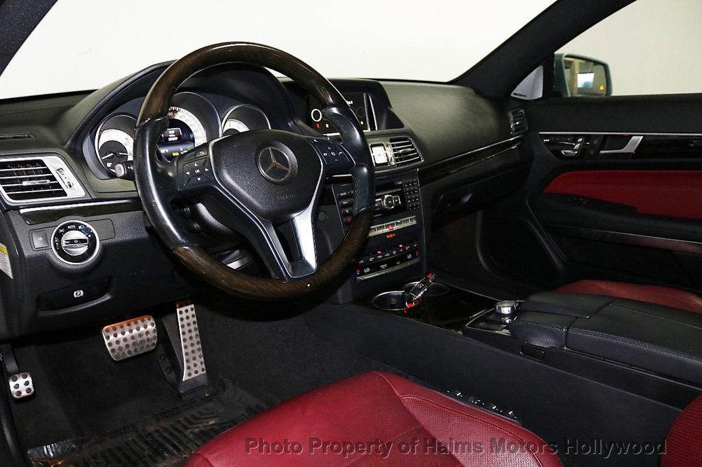 2014 Mercedes-Benz E-Class 2dr Coupe E 350 RWD - 18712647 - 14