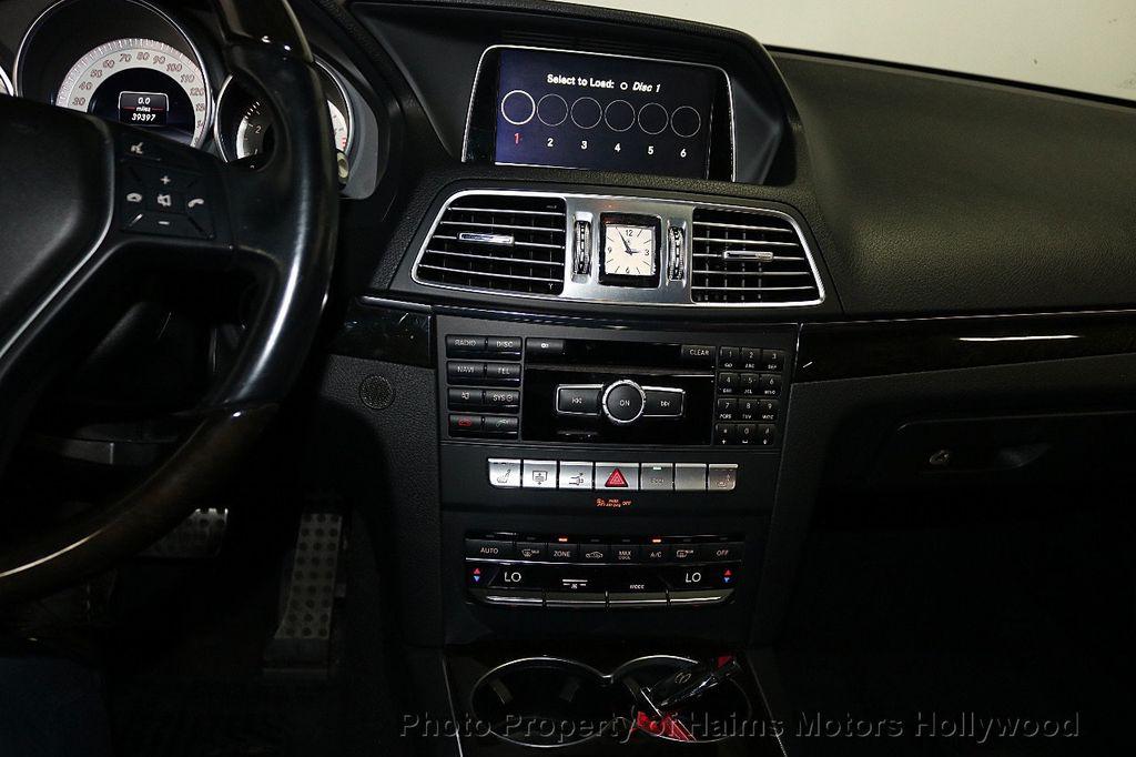 2014 Mercedes-Benz E-Class 2dr Coupe E 350 RWD - 18712647 - 16