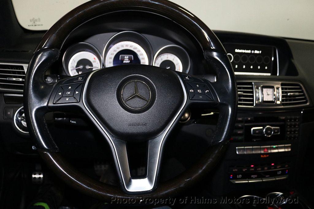 2014 Mercedes-Benz E-Class 2dr Coupe E 350 RWD - 18712647 - 25