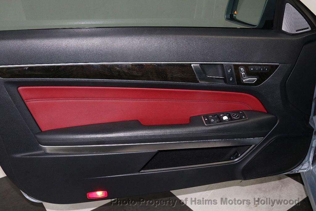 2014 Mercedes-Benz E-Class 2dr Coupe E 350 RWD - 18712647 - 8