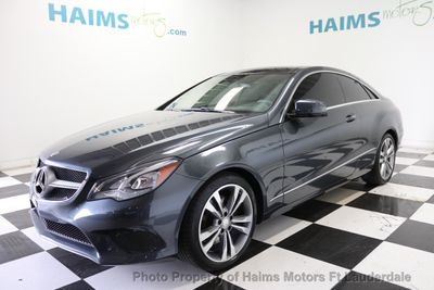 2014 Used Mercedes-Benz E-Class 2dr Coupe E 350 RWD at Haims Motors