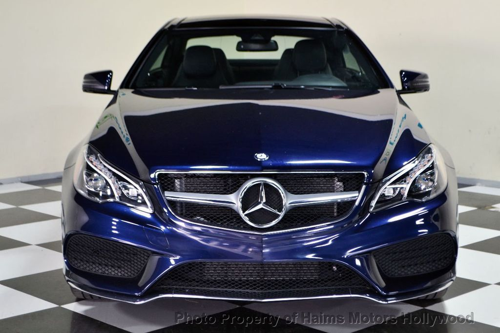 2014 Used Mercedes-Benz E-Class 2dr Coupe E550 RWD at ...