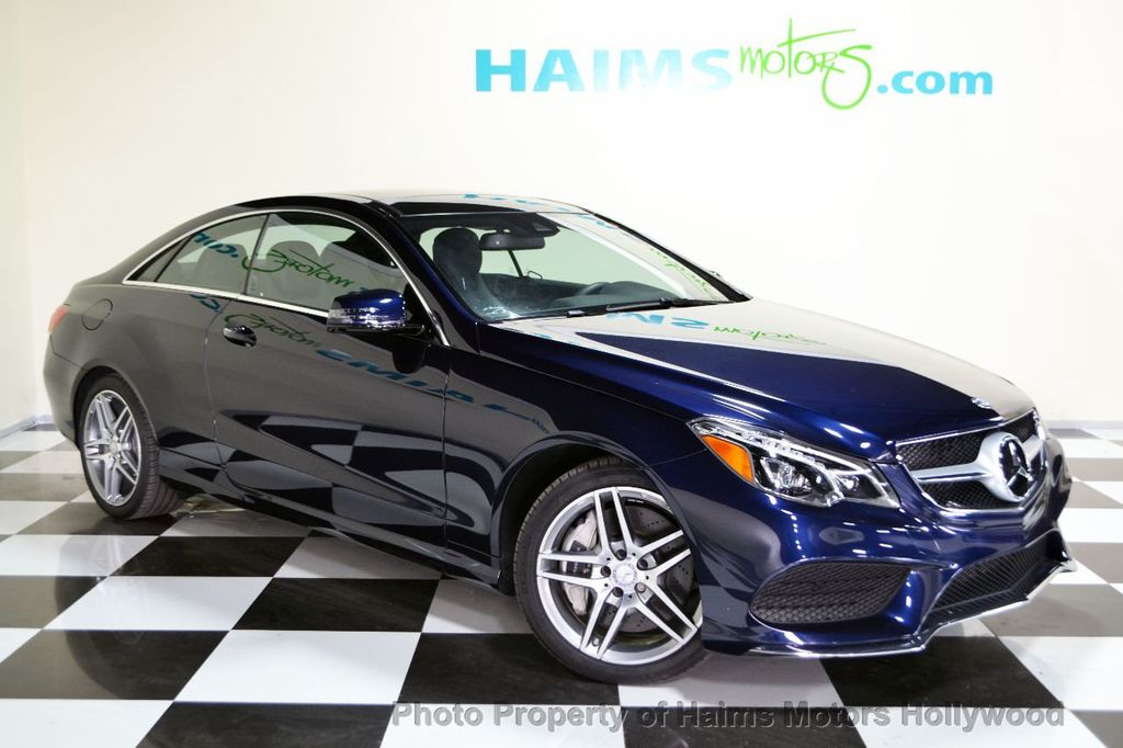 2014 used mercedes benz e class 2dr coupe e550 rwd at for Used mercedes benz e350 coupe