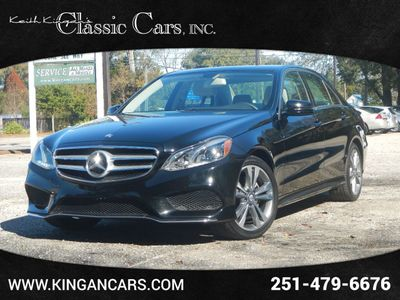 2014 Mercedes-Benz E-Class 4dr E 350 Sport Sedan w/NAVIGATION - Click to see full-size photo viewer