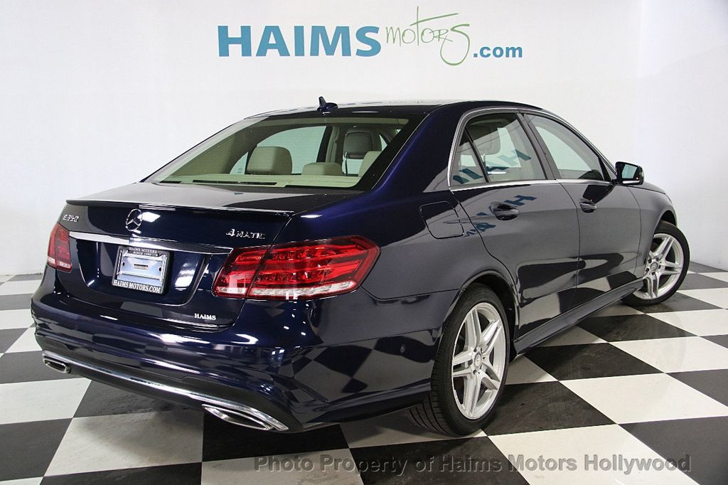 2014 used mercedes benz e class 4dr sedan e350 4matic at for Mercedes benz fort lauderdale fl