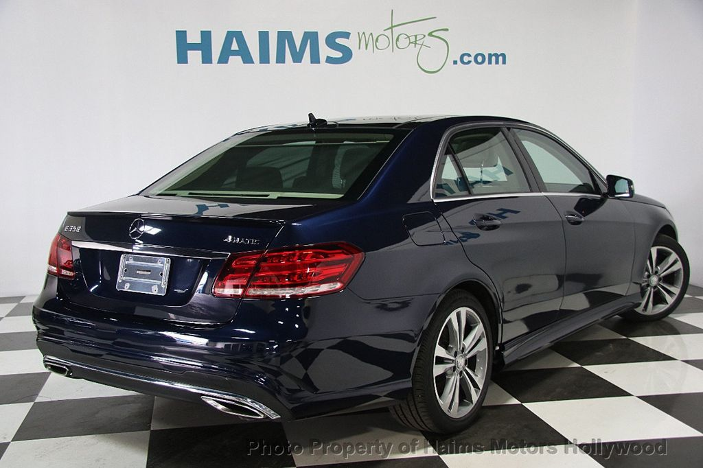 Mercedes Benz Pompano >> 2014 Used Mercedes-Benz E-Class 4dr Sedan E350 4MATIC at Haims Motors Hollywood Serving Fort ...