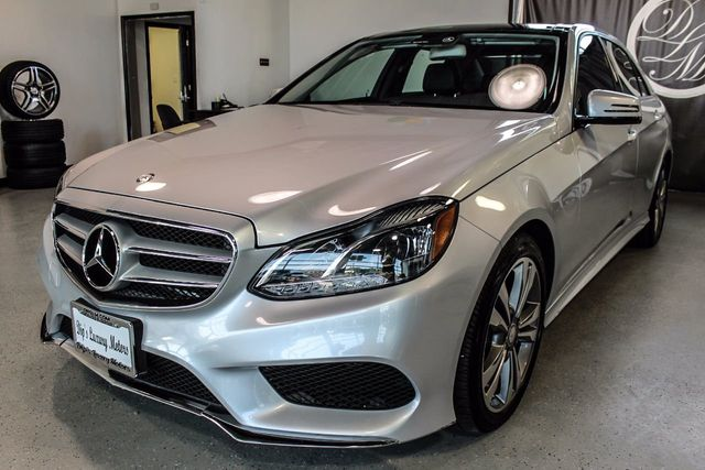 2014 Used MercedesBenz EClass 4dr Sedan E350 4MATIC at Dips