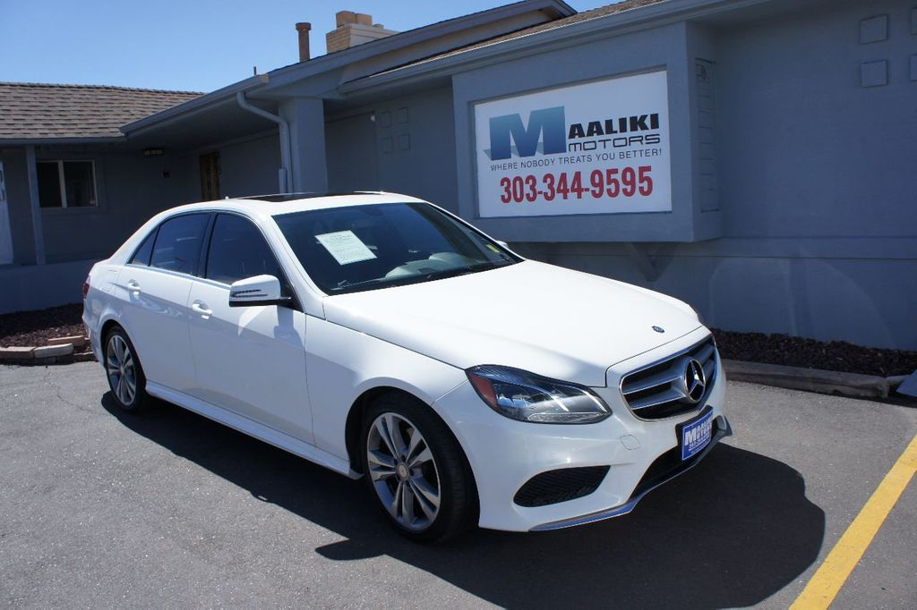 2014 Mercedes-Benz E-Class 4dr Sedan E350 4MATIC - 17465382 - 0