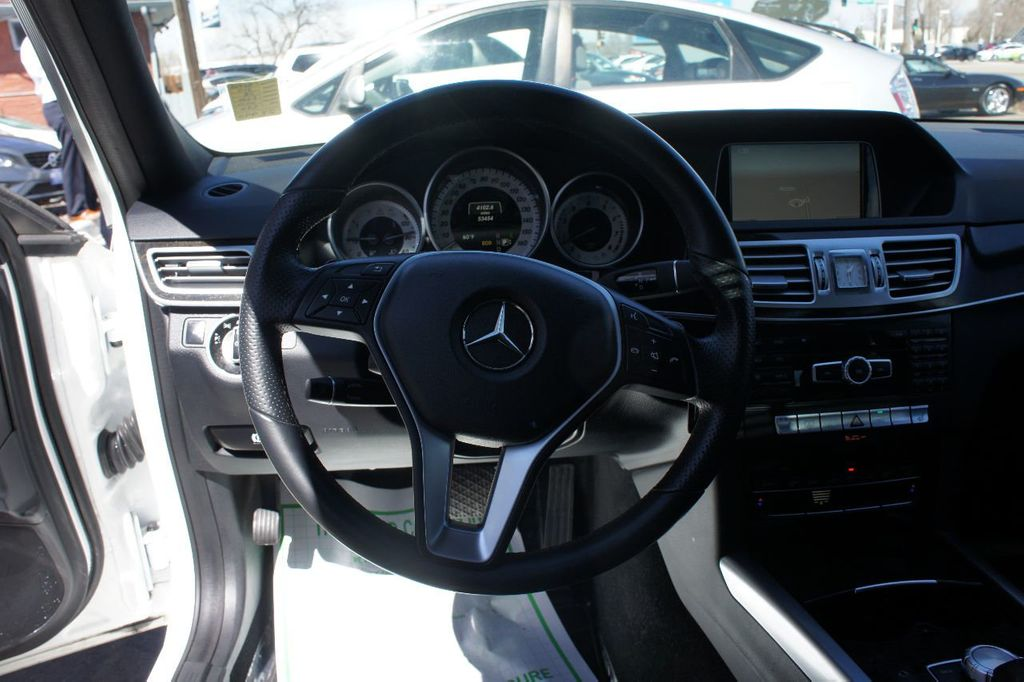 2014 Mercedes-Benz E-Class 4dr Sedan E350 4MATIC - 17465382 - 10