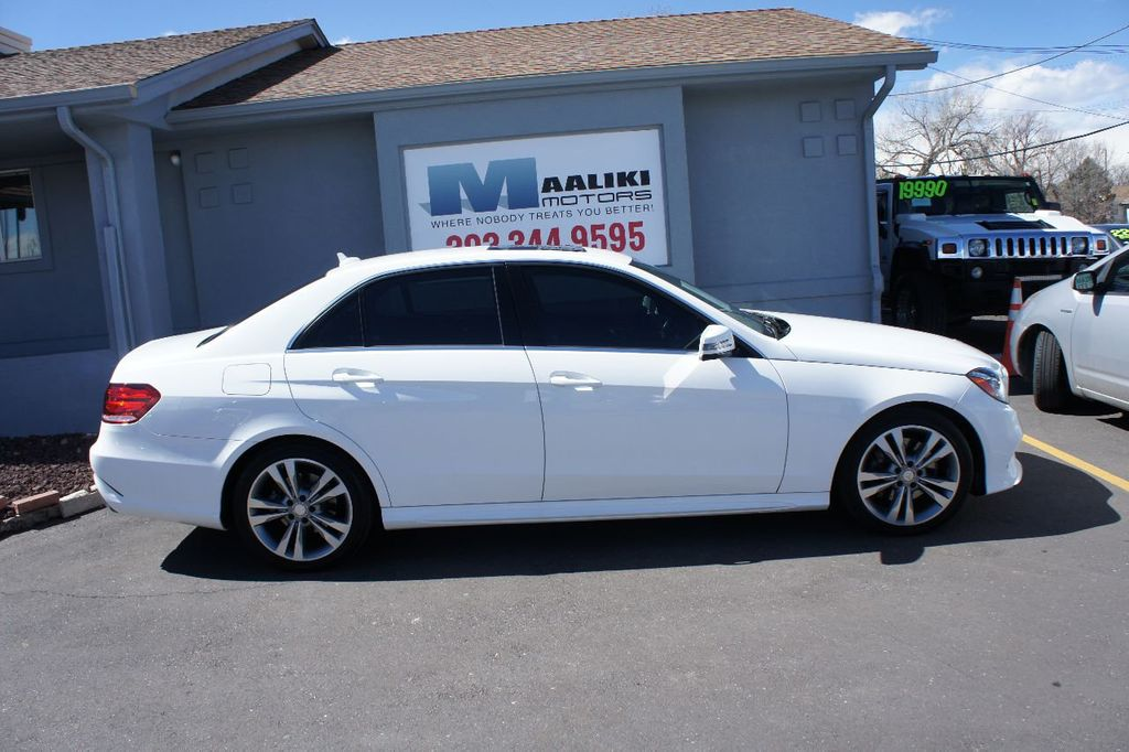 2014 Mercedes-Benz E-Class 4dr Sedan E350 4MATIC - 17465382 - 2