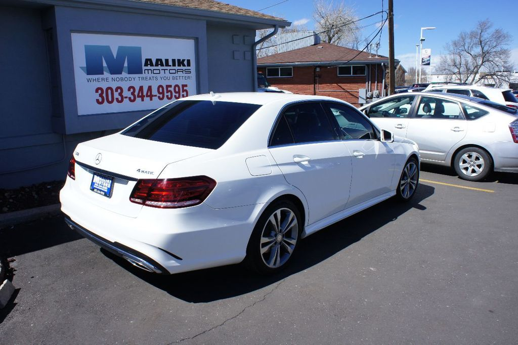 2014 Mercedes-Benz E-Class 4dr Sedan E350 4MATIC - 17465382 - 3