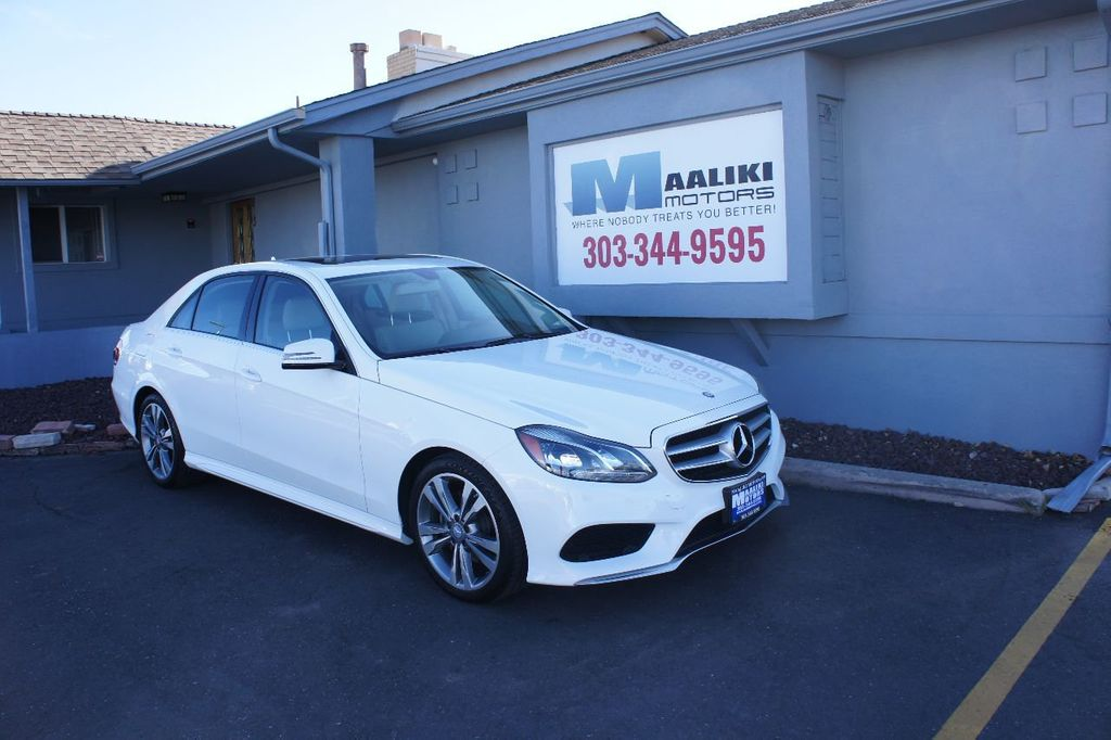 2014 Mercedes-Benz E-Class 4dr Sedan E350 4MATIC - 17562117
