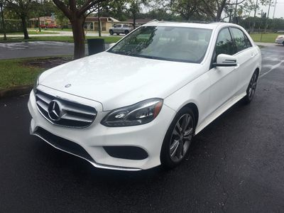 2014 Mercedes-Benz E-Class 4dr Sedan E 350 Luxury RWD
