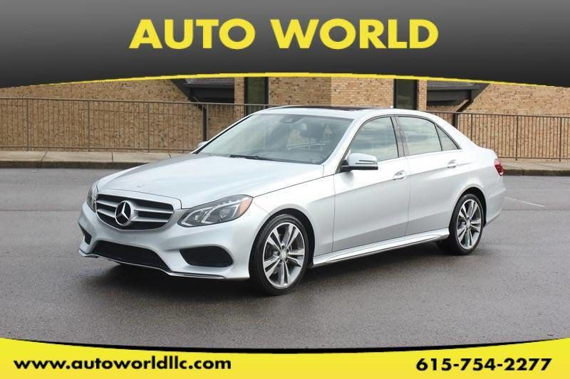 2014 Mercedes-Benz E-Class 4dr Sedan E 350 Luxury RWD - 17945607 - 0