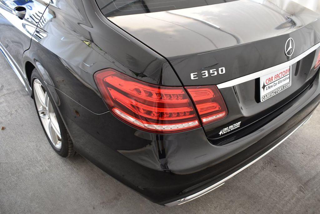 2014 Mercedes-Benz E-Class 4dr Sedan E350 RWD - 18144627 - 3