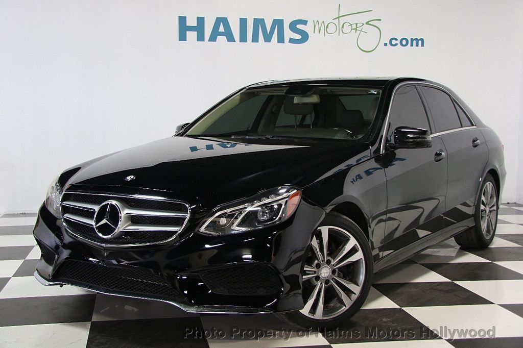 2014 Mercedes-Benz E-Class 4dr Sedan E350 RWD - 16437513 - 0