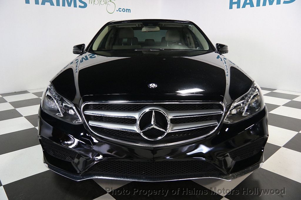 2014 Mercedes-Benz E-Class 4dr Sedan E350 RWD - 16437513 - 1