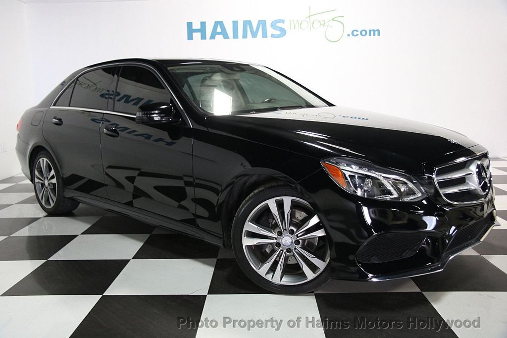 2014 Mercedes-Benz E-Class 4dr Sedan E350 RWD - 16437513 - 2