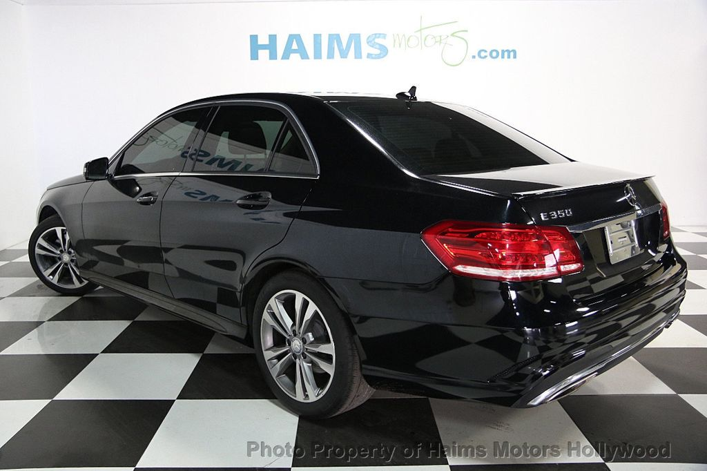2014 Mercedes-Benz E-Class 4dr Sedan E350 RWD - 16437513 - 3
