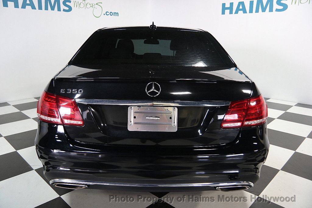 2014 Mercedes-Benz E-Class 4dr Sedan E350 RWD - 16437513 - 4