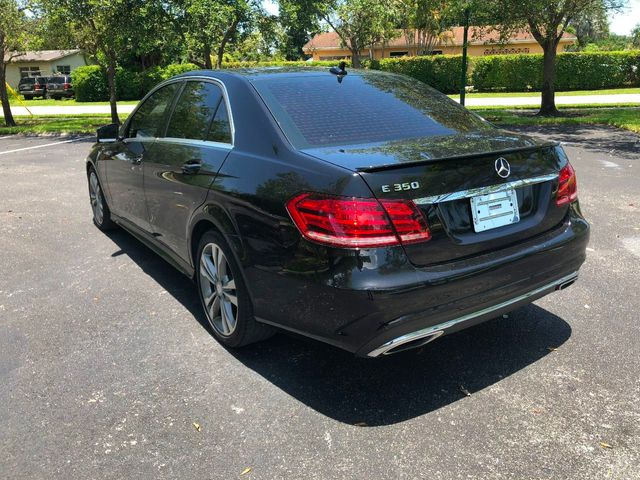 2014 Mercedes-Benz E-Class 4dr Sedan E350 RWD - Click to see full-size photo viewer