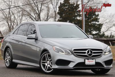 2014 Mercedes-Benz E-Class 4dr Sedan E 350 Sport 4MATIC
