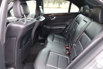 2014 Mercedes-Benz E-Class 4dr Sedan E 350 Sport 4MATIC - Click to see full-size photo viewer