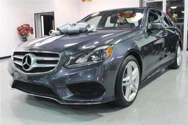 2014 Used MercedesBenz EClass 4dr Sedan E350 Sport 4MATIC at