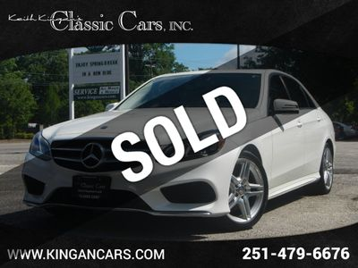 2014 Mercedes-Benz E-Class 4dr Sedan E 350 Sport RWD