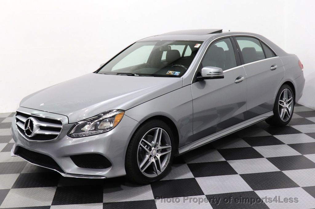 2014 Mercedes-Benz E-Class CERTIFIED E350 4Matic AMG Sport AWD CAMERA NAVI - 18398378 - 13