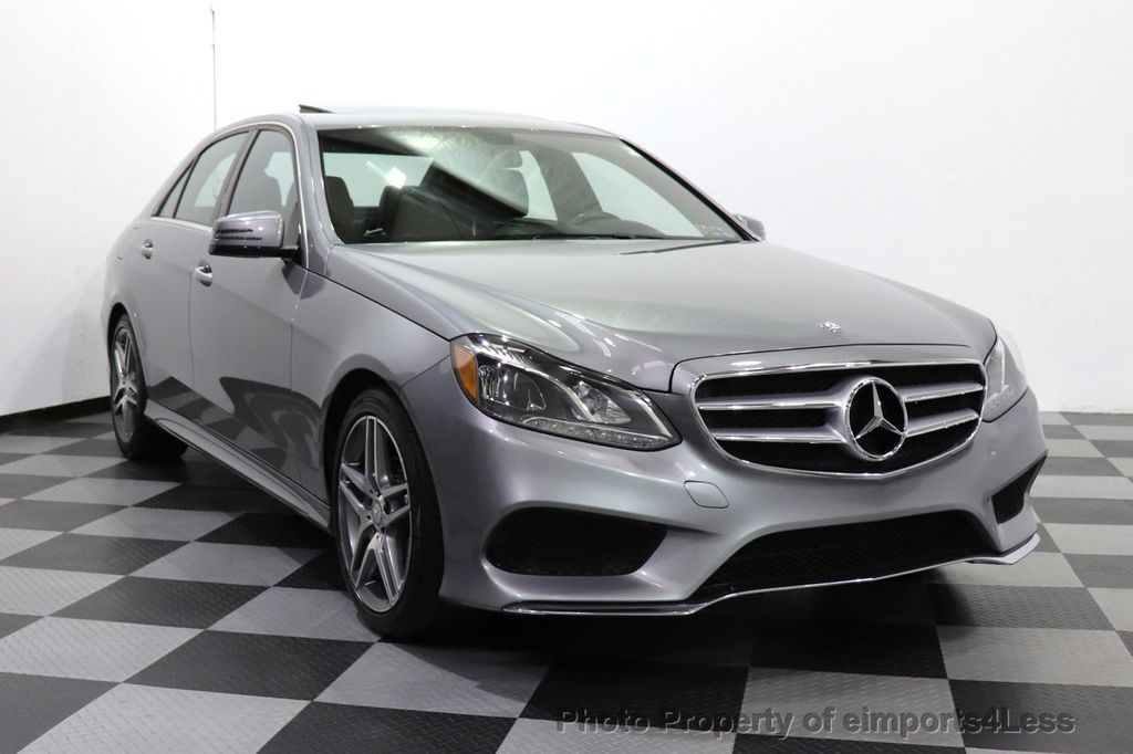 2014 Mercedes-Benz E-Class CERTIFIED E350 4Matic AMG Sport AWD CAMERA NAVI - 18398378 - 14