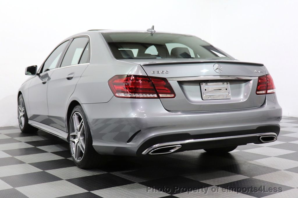 2014 Mercedes-Benz E-Class CERTIFIED E350 4Matic AMG Sport AWD CAMERA NAVI - 18398378 - 15