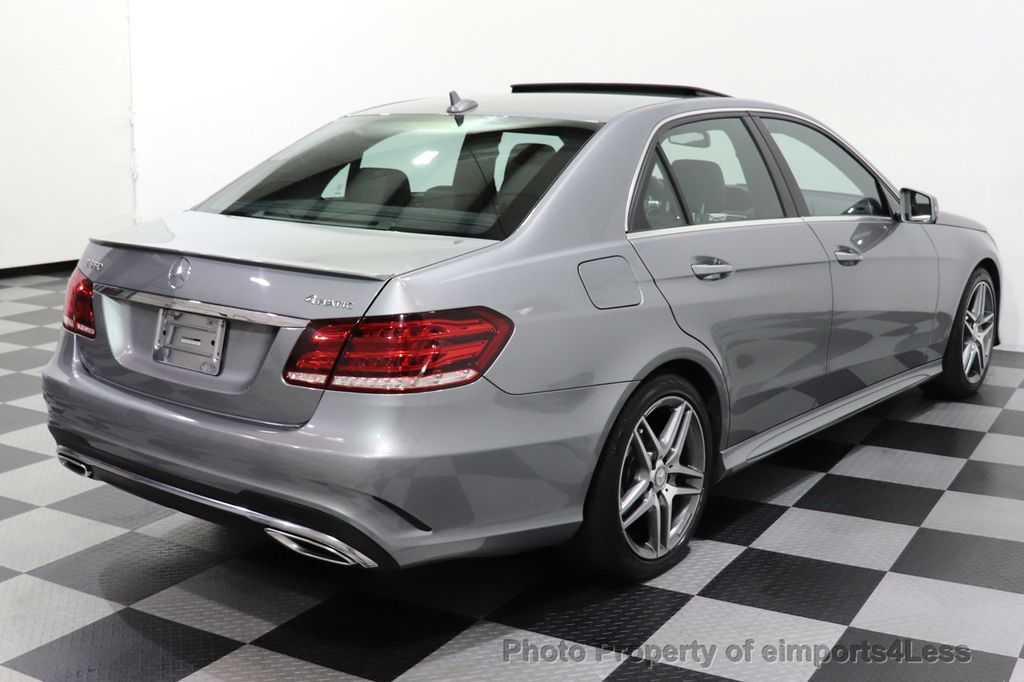 2014 Mercedes-Benz E-Class CERTIFIED E350 4Matic AMG Sport AWD CAMERA NAVI - 18398378 - 17