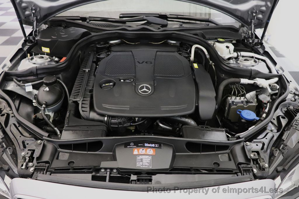 2014 Mercedes-Benz E-Class CERTIFIED E350 4Matic AMG Sport AWD CAMERA NAVI - 18398378 - 19