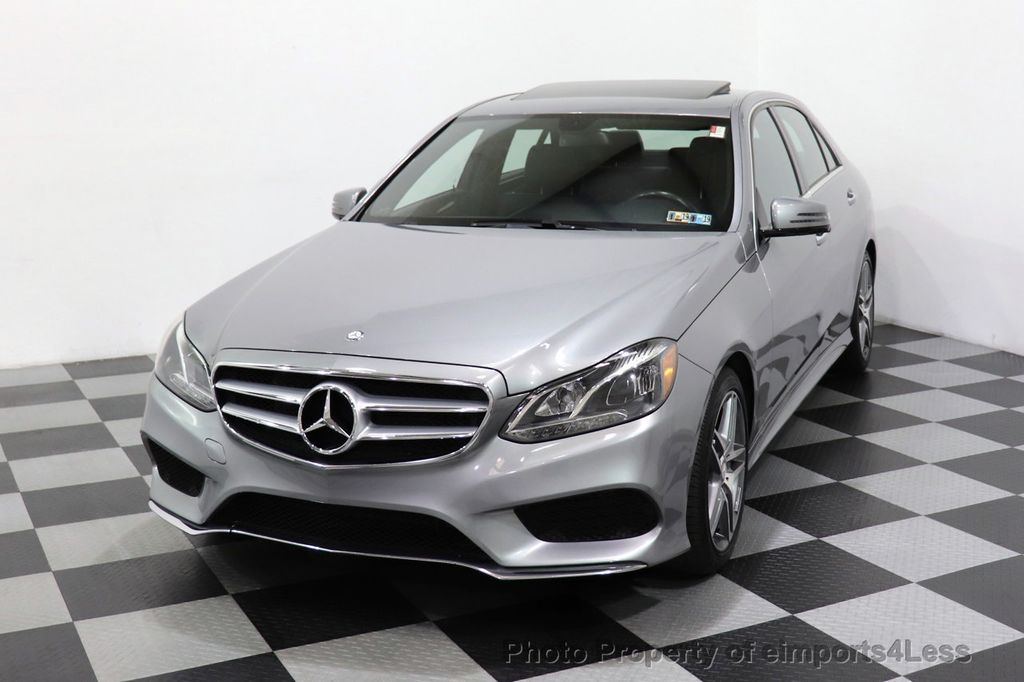 2014 Mercedes-Benz E-Class CERTIFIED E350 4Matic AMG Sport AWD CAMERA NAVI - 18398378 - 27