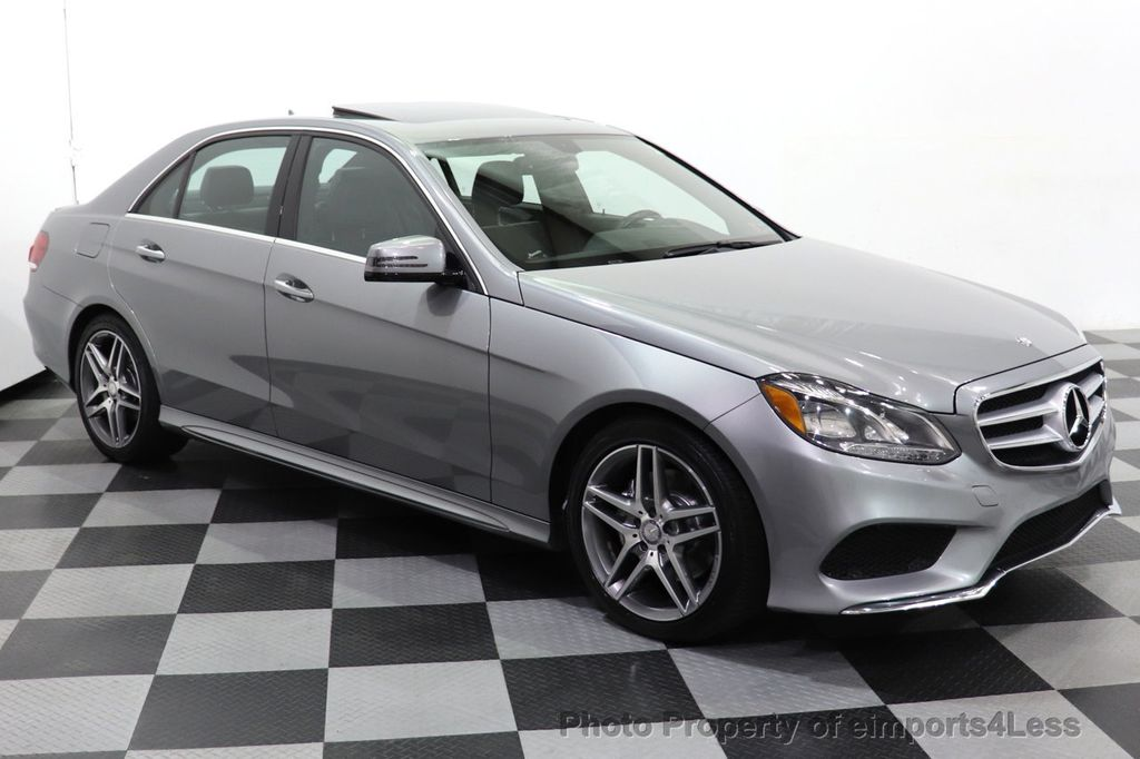 2014 Mercedes-Benz E-Class CERTIFIED E350 4Matic AMG Sport AWD CAMERA NAVI - 18398378 - 28