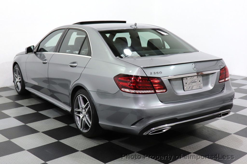 2014 Mercedes-Benz E-Class CERTIFIED E350 4Matic AMG Sport AWD CAMERA NAVI - 18398378 - 2