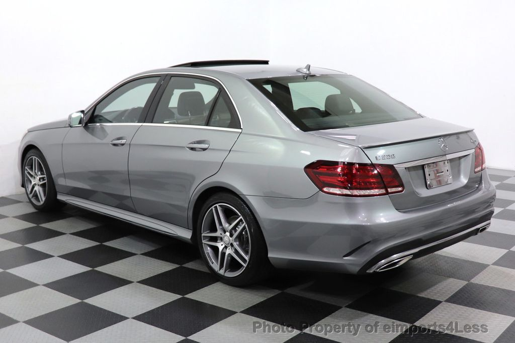 2014 Mercedes-Benz E-Class CERTIFIED E350 4Matic AMG Sport AWD CAMERA NAVI - 18398378 - 29