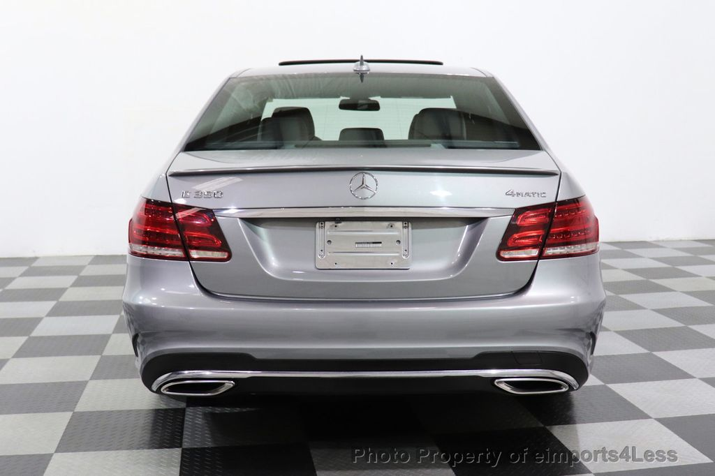 2014 Mercedes-Benz E-Class CERTIFIED E350 4Matic AMG Sport AWD CAMERA NAVI - 18398378 - 30