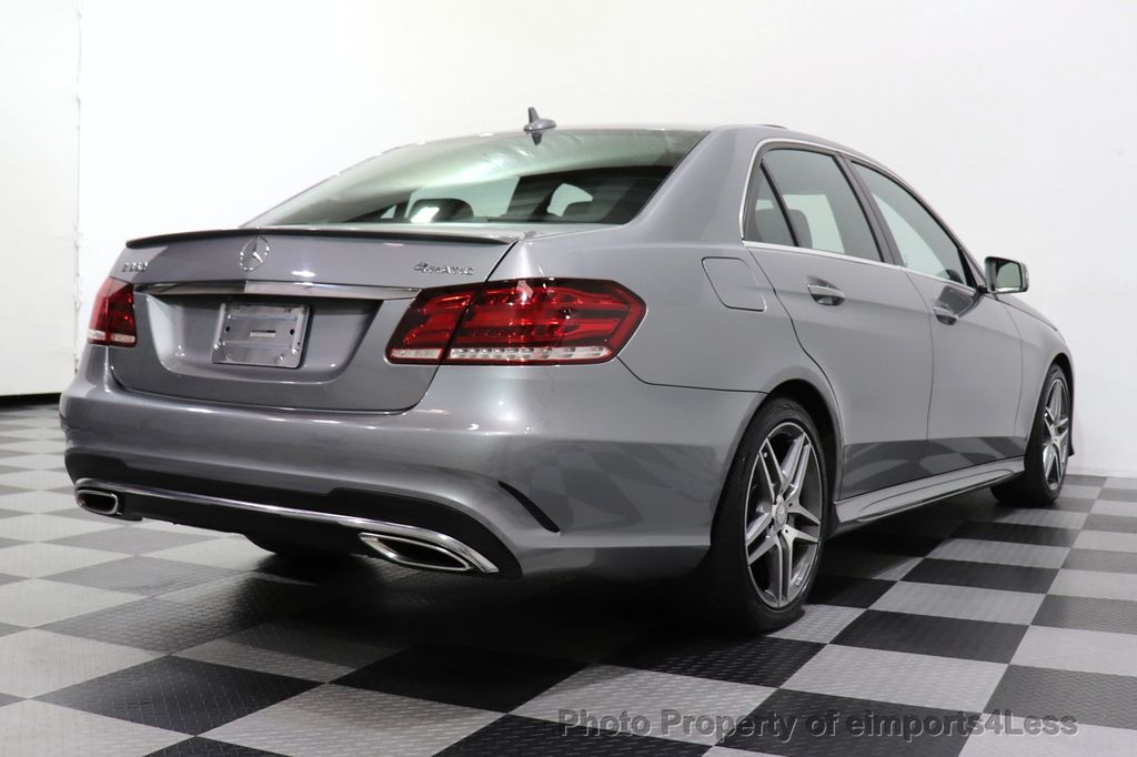 2014 Mercedes-Benz E-Class CERTIFIED E350 4Matic AMG Sport AWD CAMERA NAVI - 18398378 - 3