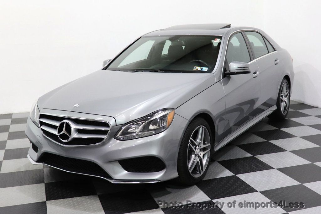 2014 Mercedes-Benz E-Class CERTIFIED E350 4Matic AMG Sport AWD CAMERA NAVI - 18398378 - 42