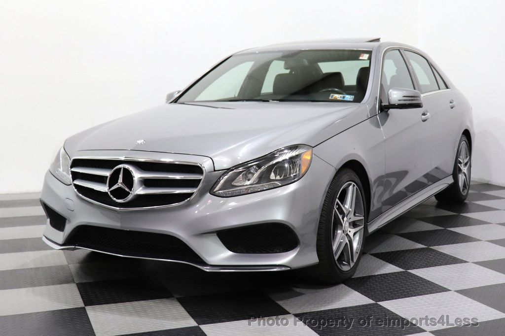 2014 Mercedes-Benz E-Class CERTIFIED E350 4Matic AMG Sport AWD CAMERA NAVI - 18398378 - 43