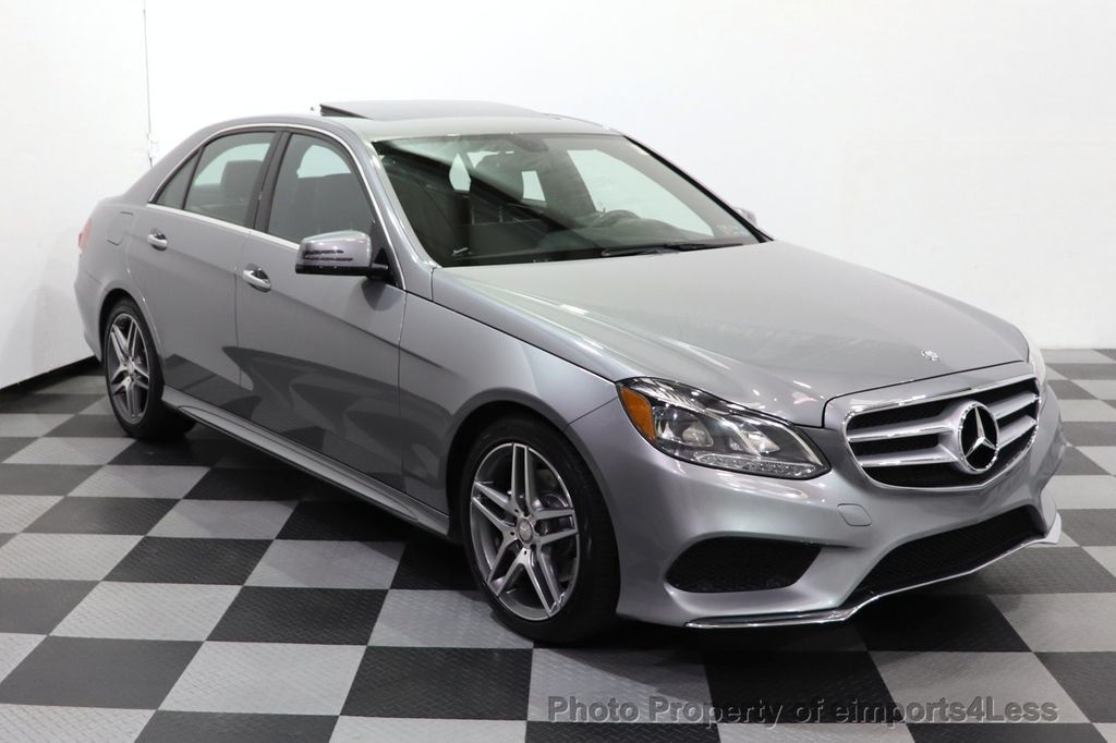 2014 Mercedes-Benz E-Class CERTIFIED E350 4Matic AMG Sport AWD CAMERA NAVI - 18398378 - 44